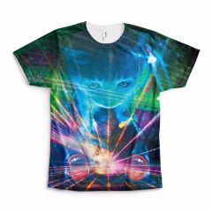 American Apparel PL401 Crewneck Sublimation T-Shirt