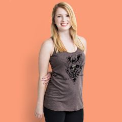 Next Level 6733 Tri-Blend Racerback Tank