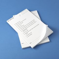 Personalized Notepads and Checklists