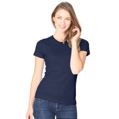 Royal Apparel 5001W Short Sleeve Fine Jersey Tee