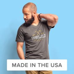 made in the usa t-shirt printing