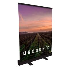 Custom Table Top Retractable Banner
